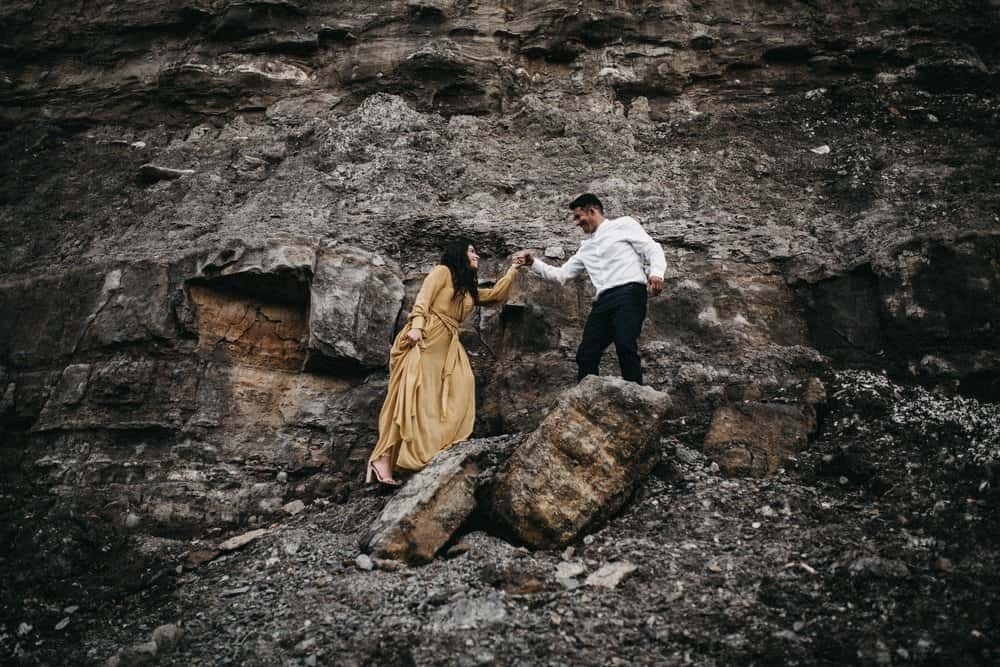 Sioux City Iowa Engagement Session
